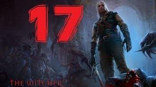 The Witcher Прохождение Серия 17 (Друиды и голем)