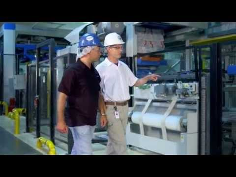 Palletising and Packaging System at Bay State Milling