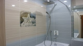 Ремонт ванной комнаты молодой семье
