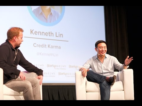Growing After $1B | Kenneth Lin (Credit Karma) & John Rampton (Entrepreneur) @ Startup Grind Global
