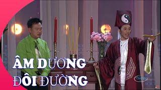 Hoài Linh chuyên gọi hồn ma, điều khiển âm binh trong hài kịch Âm Dương Đôi Đường