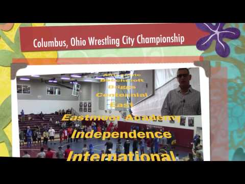Columbus, Ohio 2017 City League Wrestling Championship