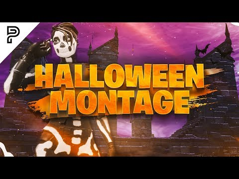 Fortnite Montage - Halloween (Juice WRLD)