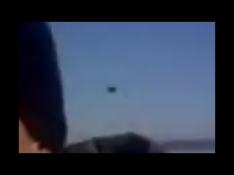 The Black Ufo During The Russian Meteor Event 2013 (In720p)