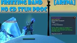 Freezing Band Item [Stun Proc in Arena]