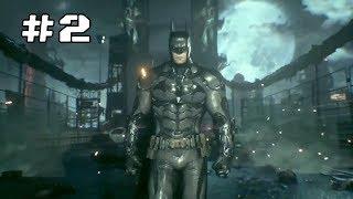 Batman: Arkham Knight - Part 2 - IT'S GONNA BE A LONG NIGHT!