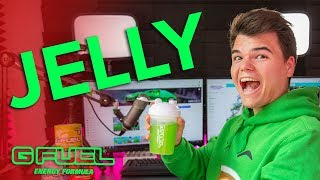 Jelly x G FUEL | Gaming Setup