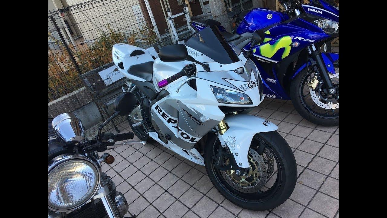 素晴らしい Moriwakiスリップオンサウンド 2005 レプソル ホンダ Cbr600rr Pc40 2005 Repsol Honda Cbr600rr モリワキ