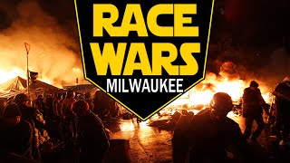 RACIAL DOUBLE STANDARDS! - The Milwaukee Riots!
