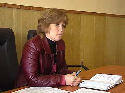 Кузнецк, сентябрь 2007, Совещание судебных приставов