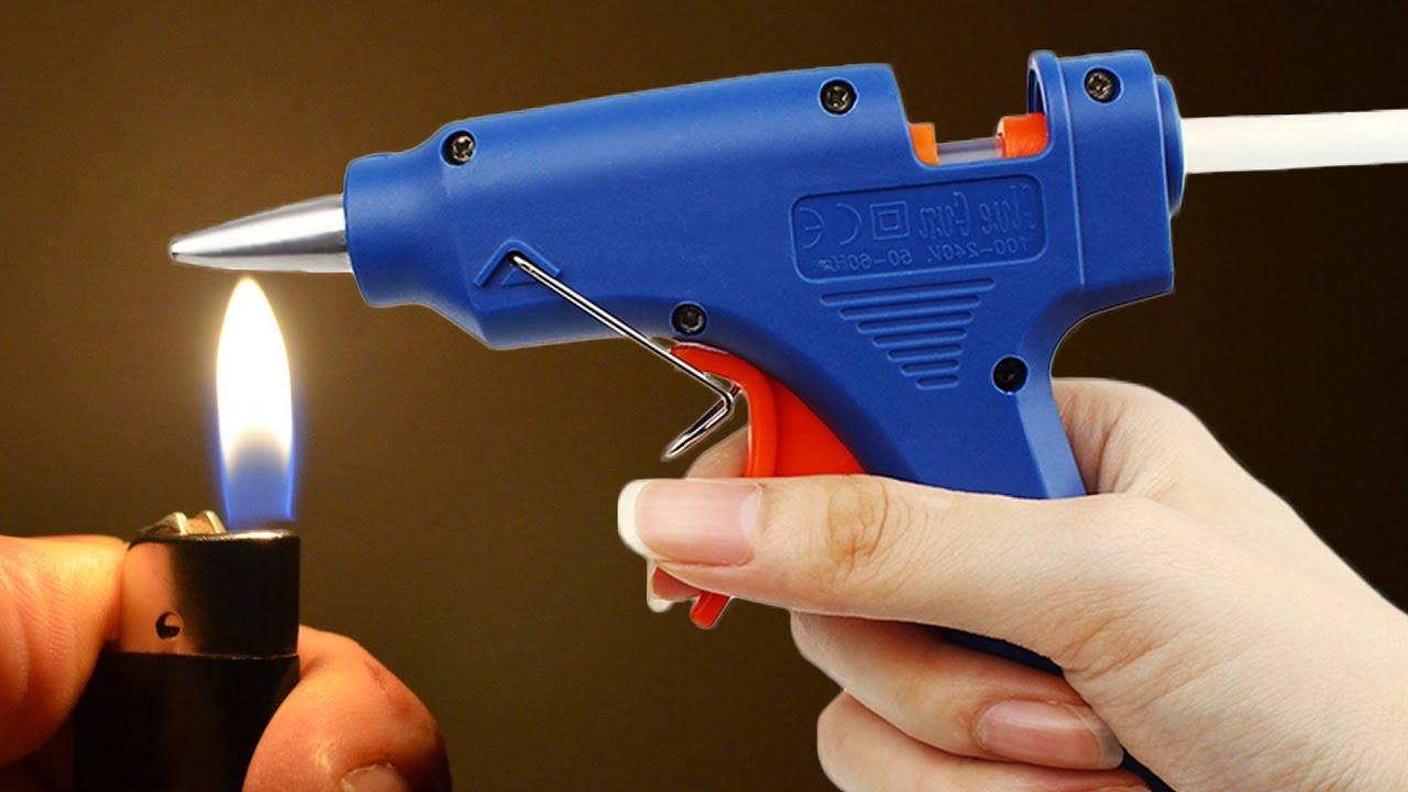 Glue Gun Photos