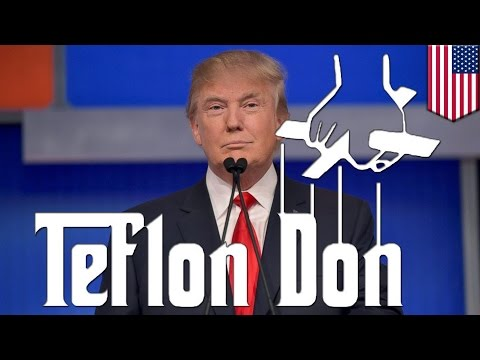 Trump wins GOP debate: Teflon Don takes first Republican presidential debate