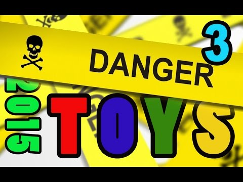 DANGER TOYS 2015 Part 3: ALERT Recalls from Consumer Product Safety Commission | Beau