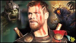Thor Ragnarok Official Synopsis Revealed
