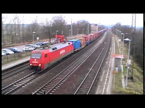 Berlin - Mostly freight at Saarmund