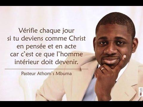 Pasteur Athoms Mbuma - 2017 Adoration Congolaise traduite avec lyrics (le congo est beni)