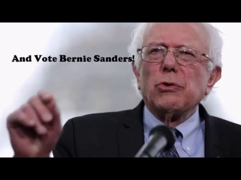 Why Vegans Should Vote for Bernie Sanders
