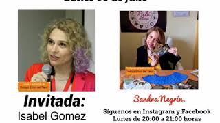 Rubí Astrología y Tarot  Invitada Isabel Gomes; Tarologa Hipnoterapeuta  Desde Portugal