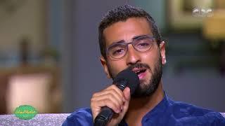 بالفيديو| محمد الشرنوبي يغني
