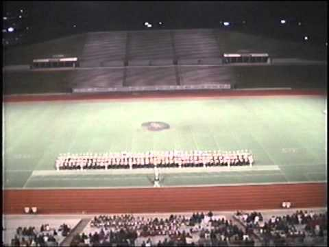 1993 Nacogdoches High School Marching Contest - SFA
