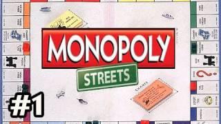 MONOPOLY STREETS: Board Game FUN w/Nova, SSoHPKC & Sly Ep.1