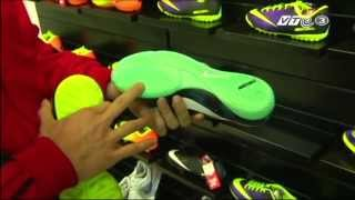 Bí quyết chọn giầy đá bóng sân nhân tạo | VTC
