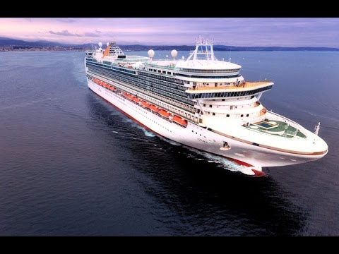 Azura PO Cruises YouTube - Azura cruise ship wiki