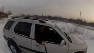 Opel Frontera тест-драйв машины AcademeG'а