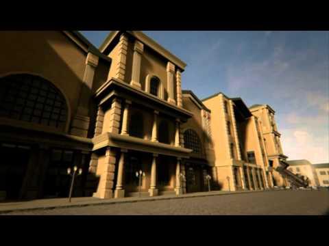 Gare Montparnasse (Historical Recreation)