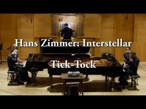 Tick-Tock - Hans Zimmer   Interstellar   Piano & Organ Cover