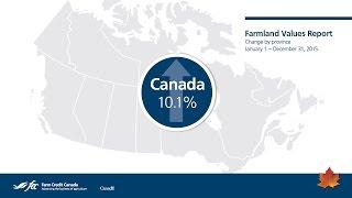 2015 FCC Farmland Values Report