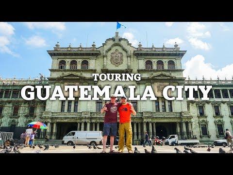 Touring Guatemala City | The Journey