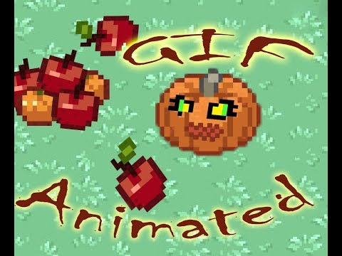 Pony Town Pumpkin vs Apple gif