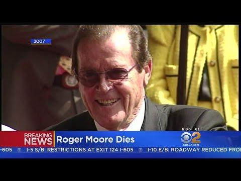 Sir Roger Moore, '007' Actor, Dies Of Cancer