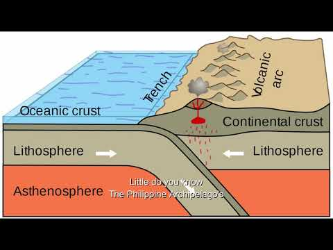 ABAD SANTOS - GROUP 3 - CONVERGENCE OF OCEANIC PLATES