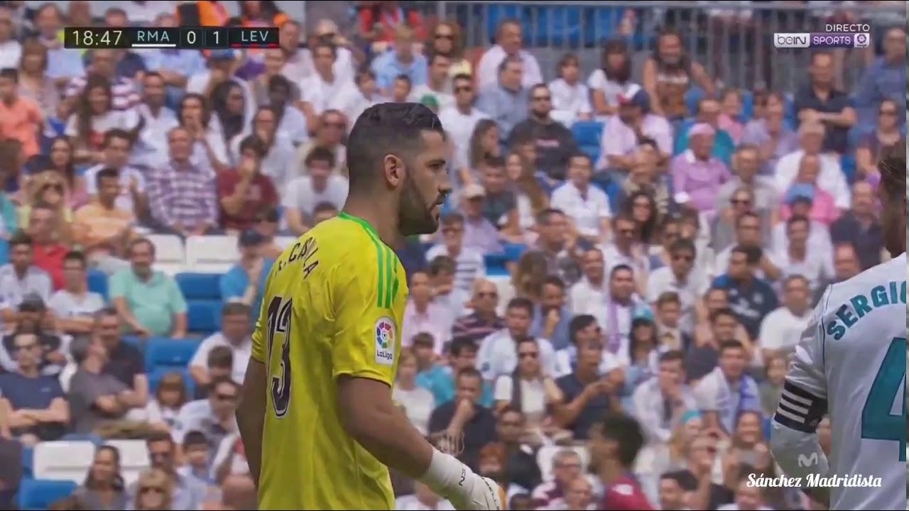 Download Real Madrid vs Levante 1-1 | All Goals | La Liga | Matchday 3 | 09/09/2017