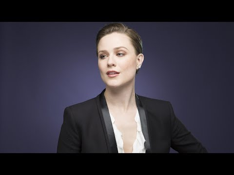 What classic TV  would Evan Rachel Wood like to be on?