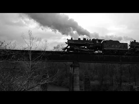 Tennessee Valley Railroad Photo Freight: Tyner Tn