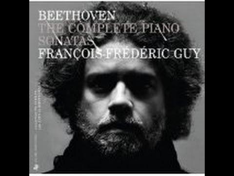 François-Frédéric Guy - Intégrale des sonates de Beethoven