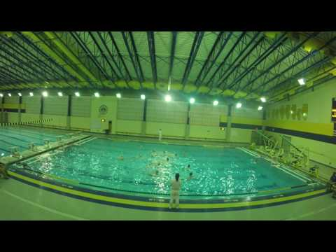 Stagg vs Lyons Township Men's Water Polo 3/6/2017