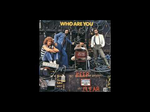 The Who - Who Are You (CSI: Las Vegas Theme)IN STEREO!