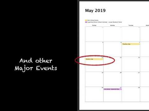 hillsborough county school calendar 2019