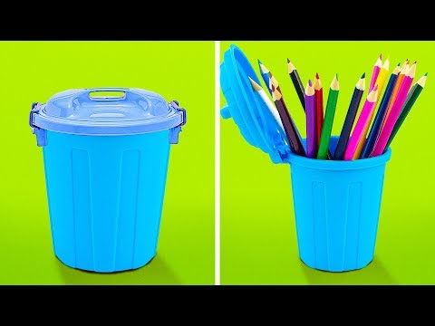 38 COOL SCHOOL CRAFTS YOU CAN ACTUALLY DIY