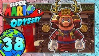 SUPER MARIO ODYSSEY Part 38: Samurai-Mario im Bowser-Land
