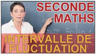 Intervalle de fluctuation - Statistiques - Maths seconde - Les Bons Profs