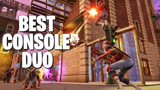 Dropping 40 with the Xbox GOD Gronky - Fortnite Battle Royale Gameplay