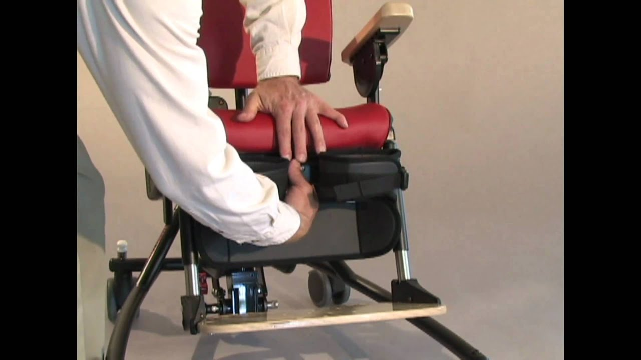 Rifton Activity Chair Swivel On Casters Inservice Video 11 Leg And Feet