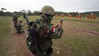 """Download Video Video : Detik deti TNI """"menghancurkan"""" Tentara Australia Di AAsam 2017 MP3 3GP MP4"""