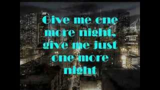 PHIL COLLINS - ONE MORE NIGHT (12inch Remix)