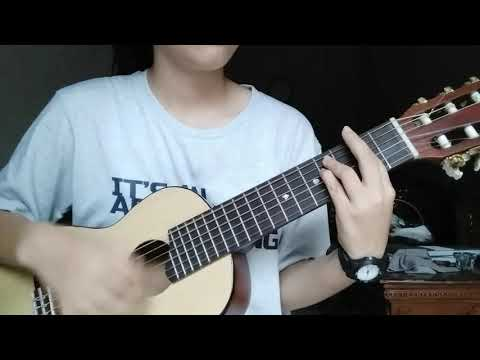 tutorial-chord-kunci-gitar-lagu-lily-alan-walker-mudah-dasar
